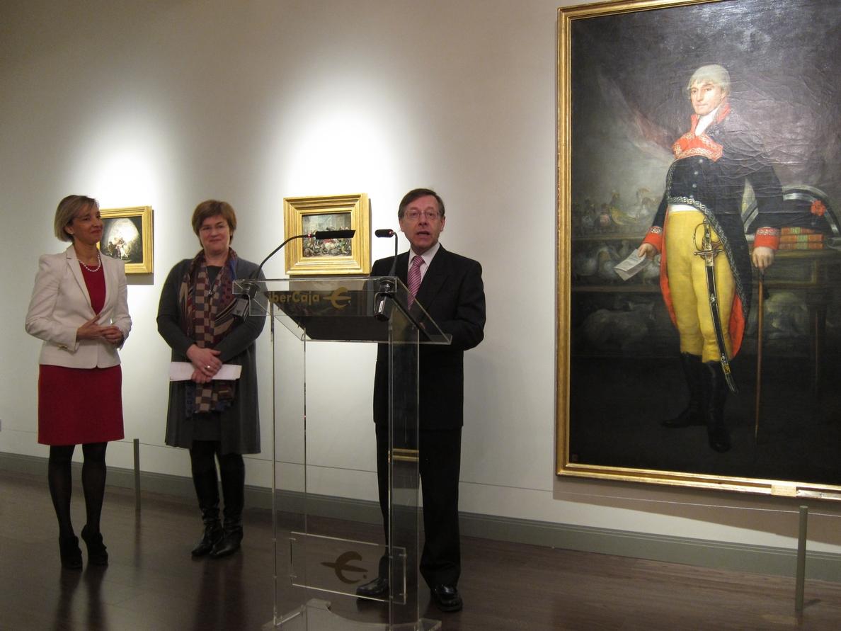 El Museo Goya reabre sus puertas con 508 obras, 39 nuevas y seis de ellas del pintor aragonés