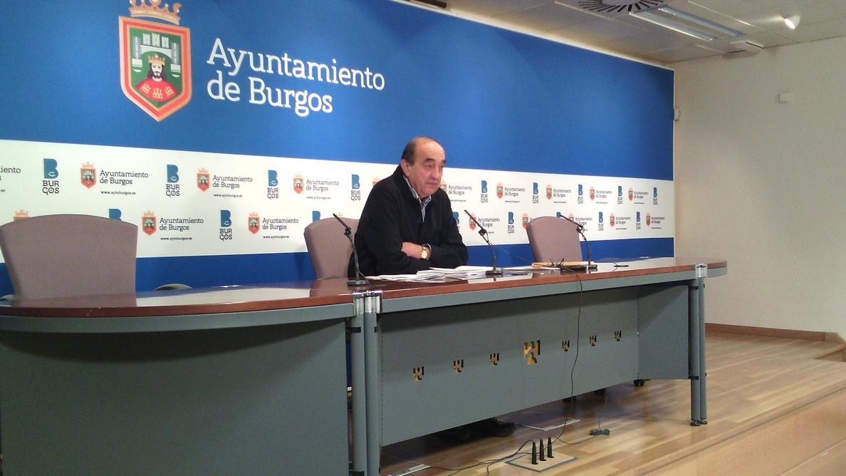 El PSOE pide al Ayuntamiento de Burgos que reclame la titularidad de varios locales y garajes en el complejo »Flex»