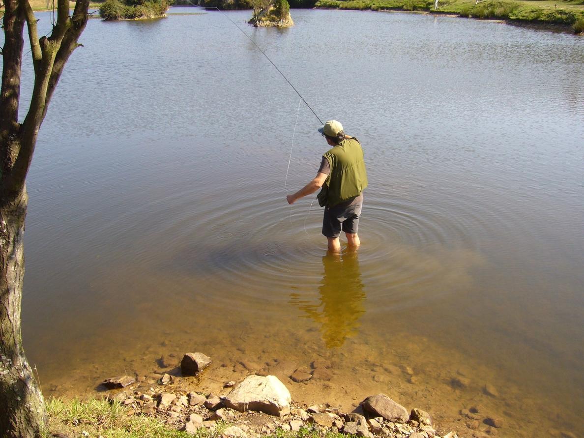 La Rioja iniciará el 5 de abril la temporada de pesca en la que implanta de nuevo el cupo y talla para la carpa