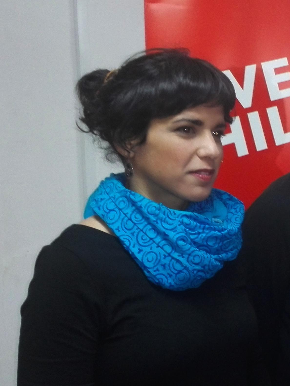 Rodríguez (Podemos) tramita una queja formal contra TVE ante el CAA por difundir una supuesta foto suya desnuda