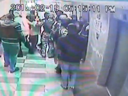 Detienen al alcalde de Caracas acusado de golpismo