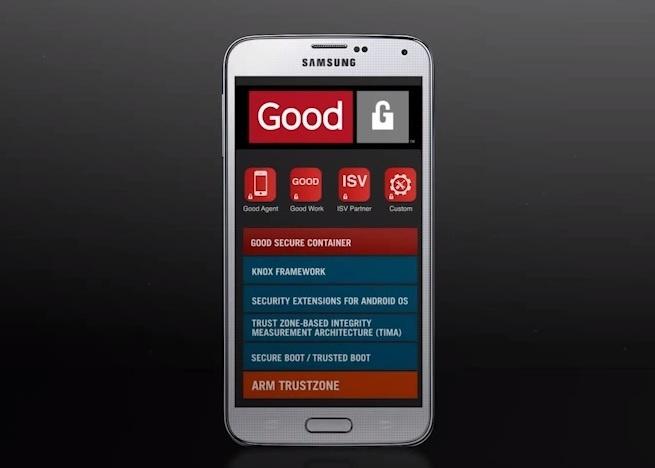 Samsung y Good Technology anuncian Good for Samsung KNOX, su solución de movilidad empresarial en Android