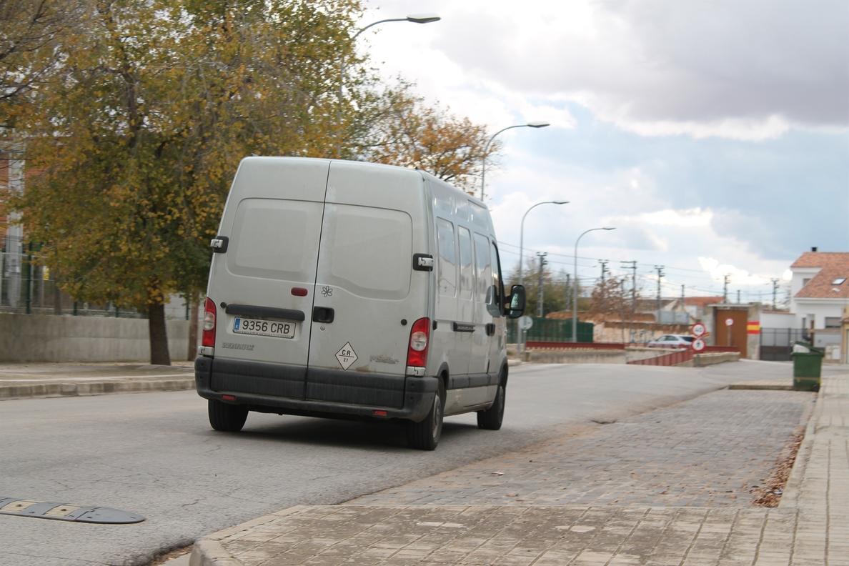 Tráfico denuncia a 922 camiones y a 744 furgonetas en la campaña de vigilancia en la Comunitat Valenciana