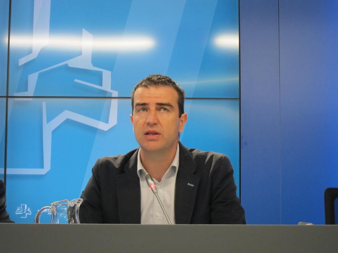 UPyD pide la comparecencia de Lezertua en el Parlamento para «evaluar sus méritos, capacidad y propuestas»