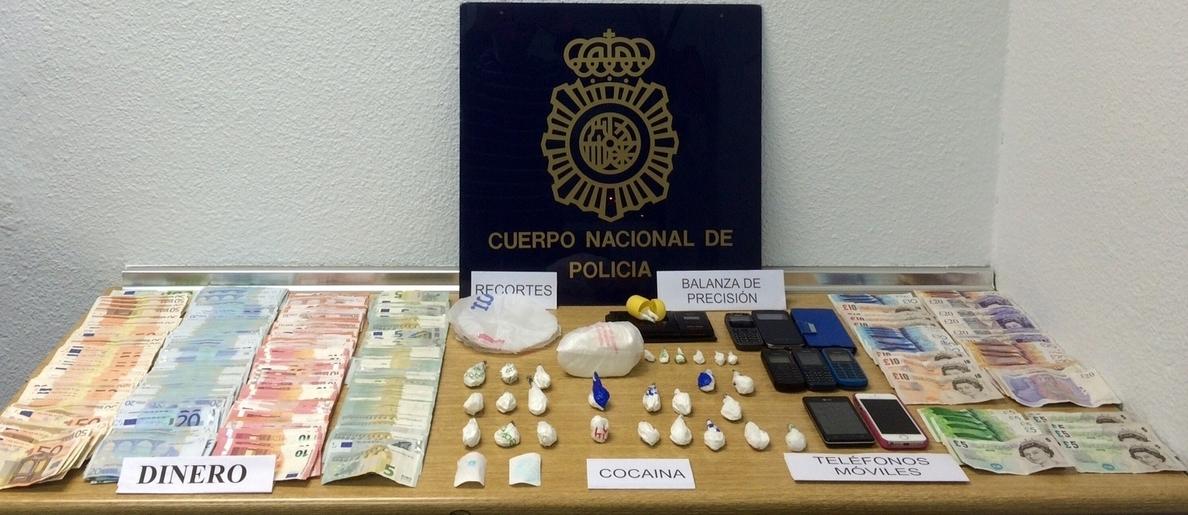 Desarticulado un clan familiar dedicado a la venta y distribución de cocaína en La Linea