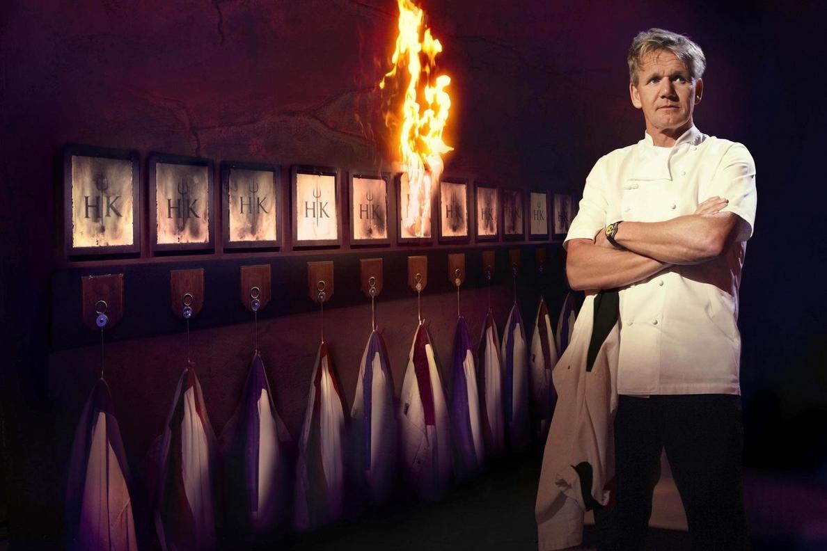 »Hell»s Kitchen» se estrena en COSMO