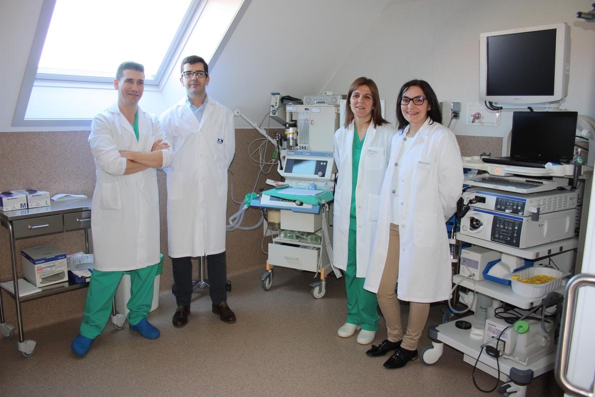 El Hospital HM Modelo pone en marcha una nueva área de endoscopias para Digestivo y Neumología