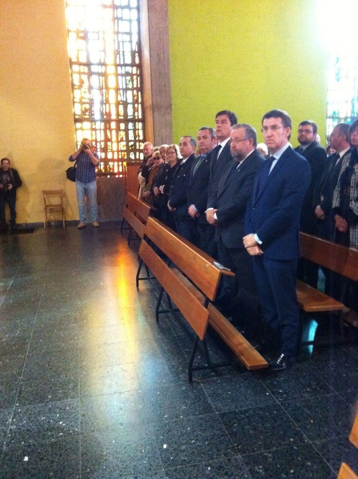 Lugo despide al barón popular que gobernó la Diputación 24 años