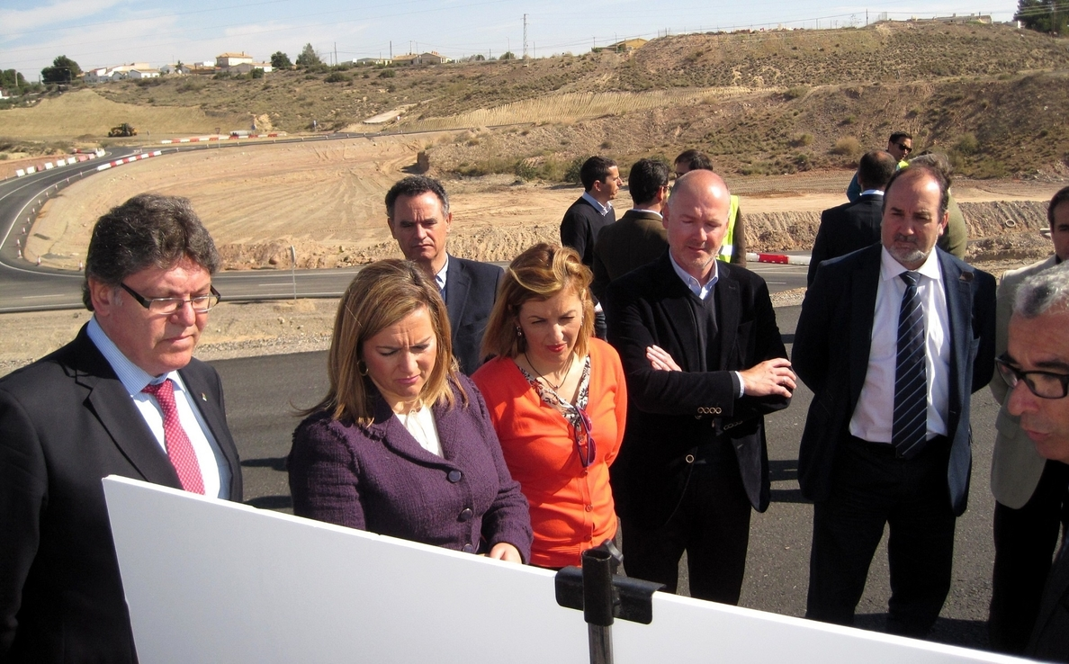 Obras de la variante de Albox concluirán en mayo y darán continuidad a 22 kilómetros de Autovía del Almanzora