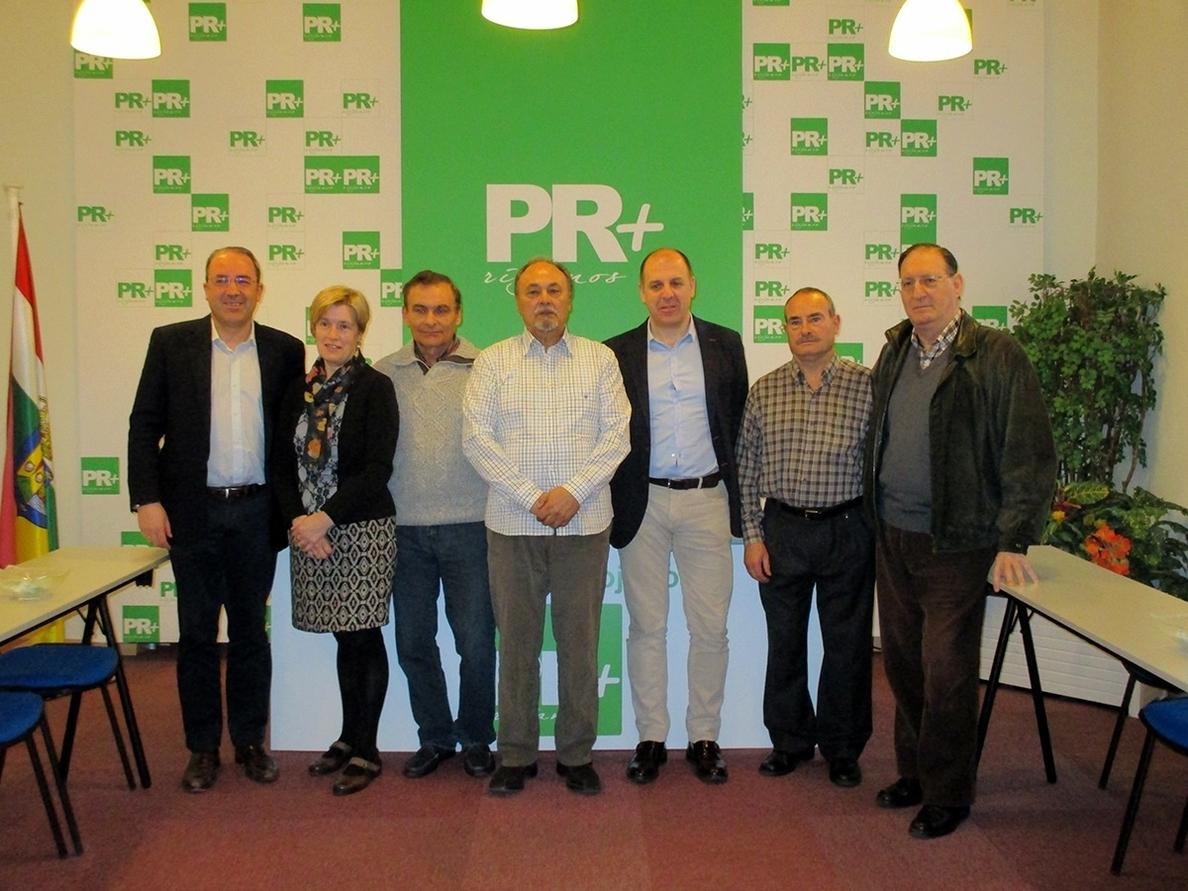 PR+ se compromete «a devolver» a ADONAR «el protagonismo que tiene que tener en la donación de sangre»
