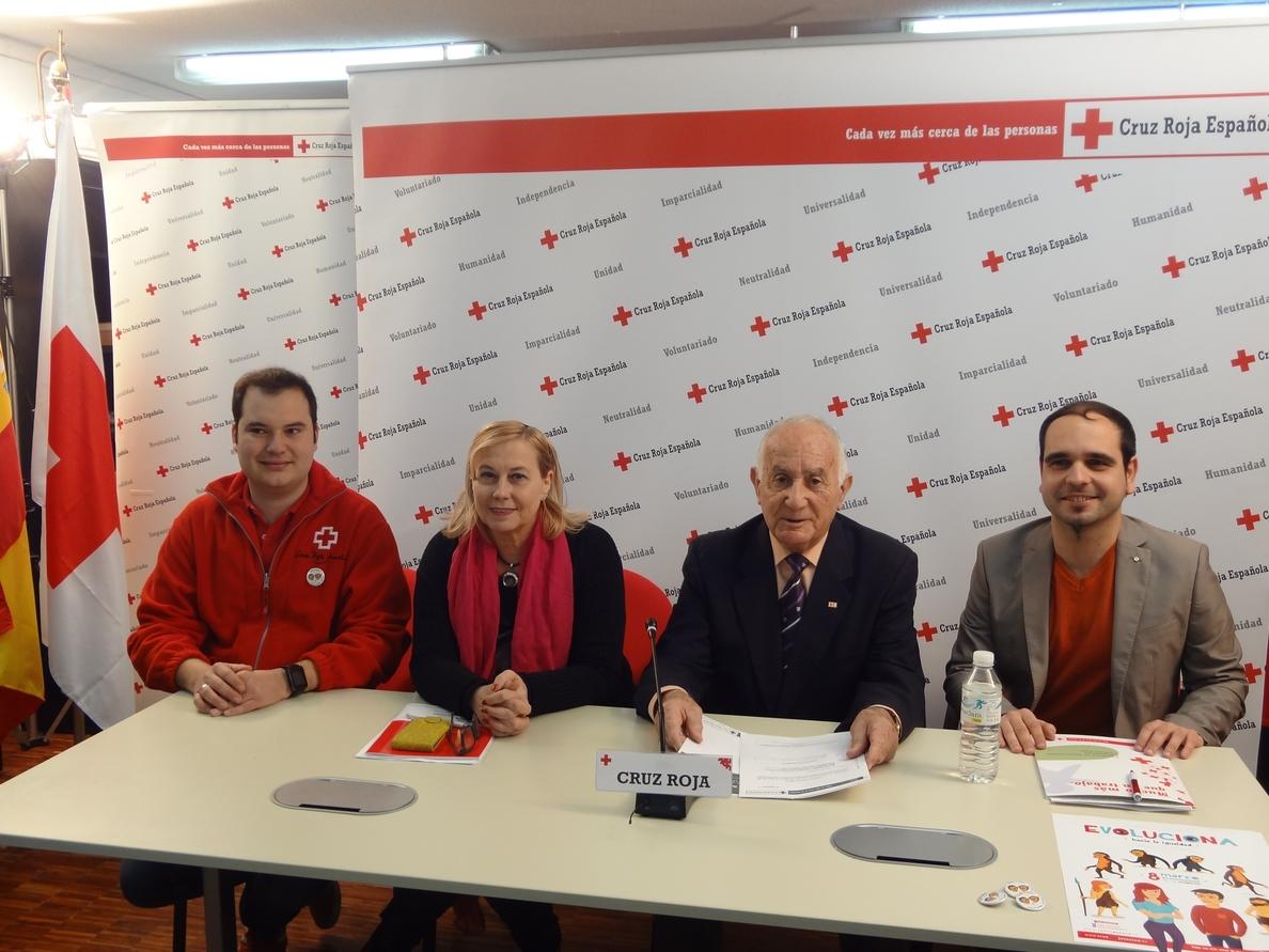 El Plan de Empleo y tres servicios de acogida para mujeres, ejes de promoción de la igualdad de Cruz Roja en La Rioja