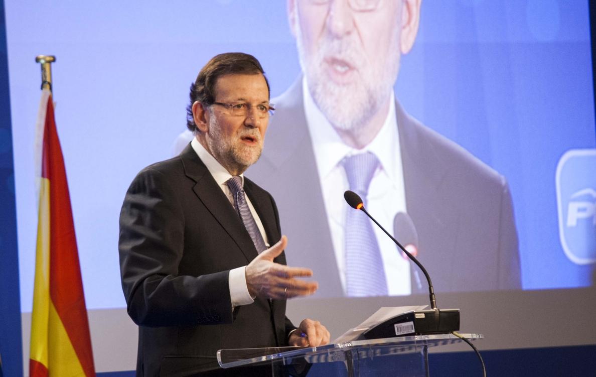 Rajoy descarta bajar el IVA cultural de momento: «Hoy no es posible»