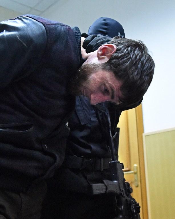 Solo Putin cree las conexiones islamistas del presunto asesino de Nemtsov