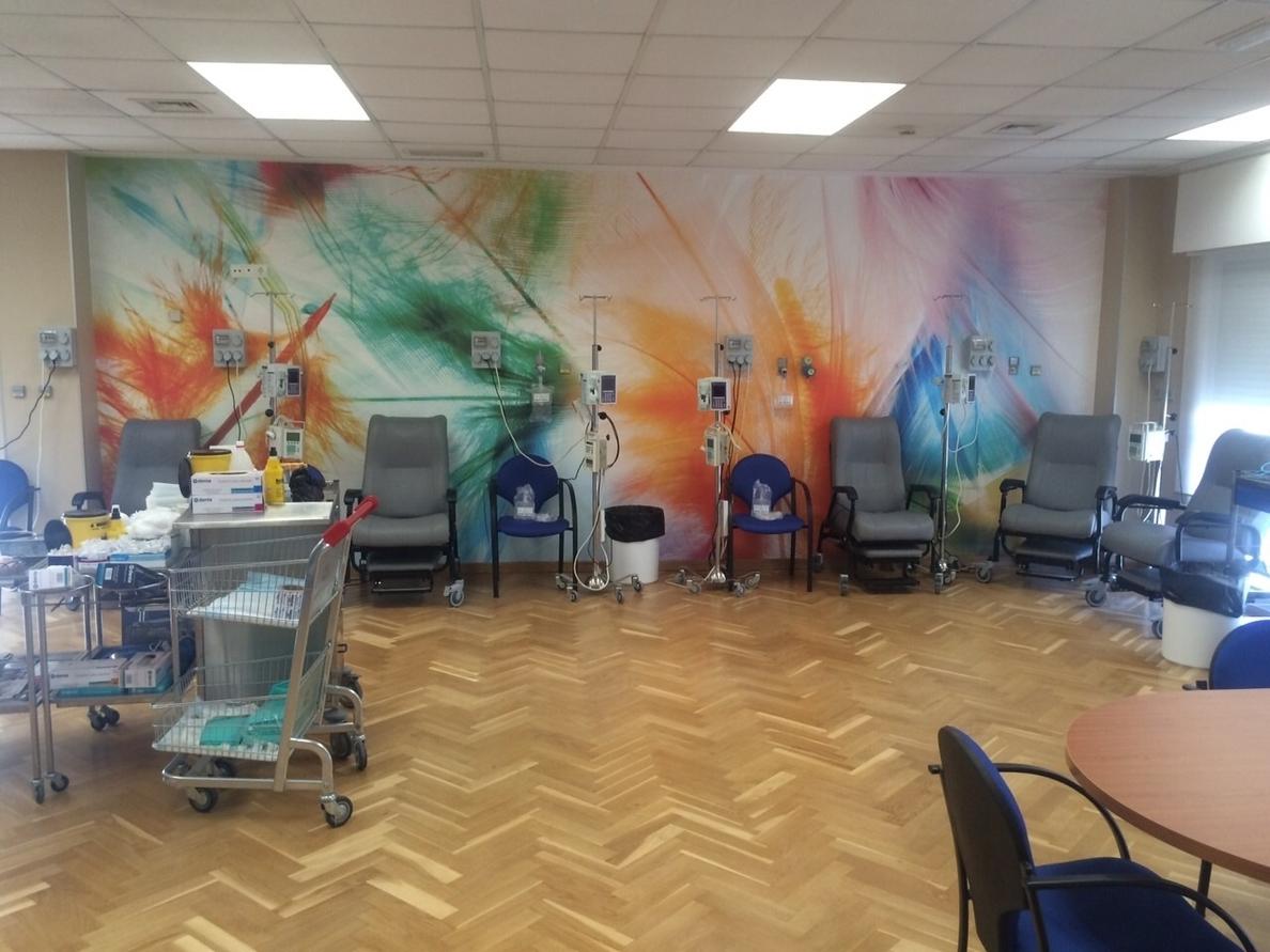 En servicio las nuevas instalaciones del área de Oncología del hospital de Osuna