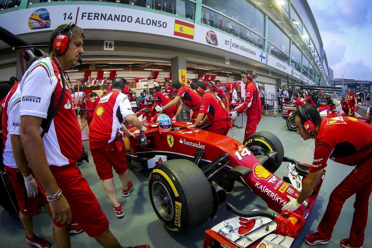 Merhi se suma a una lista de doce españoles en la historia de la F1