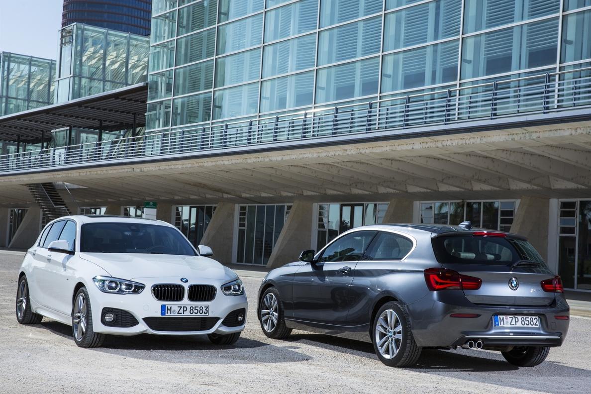 BMW eleva un 7,6% las ventas en febrero