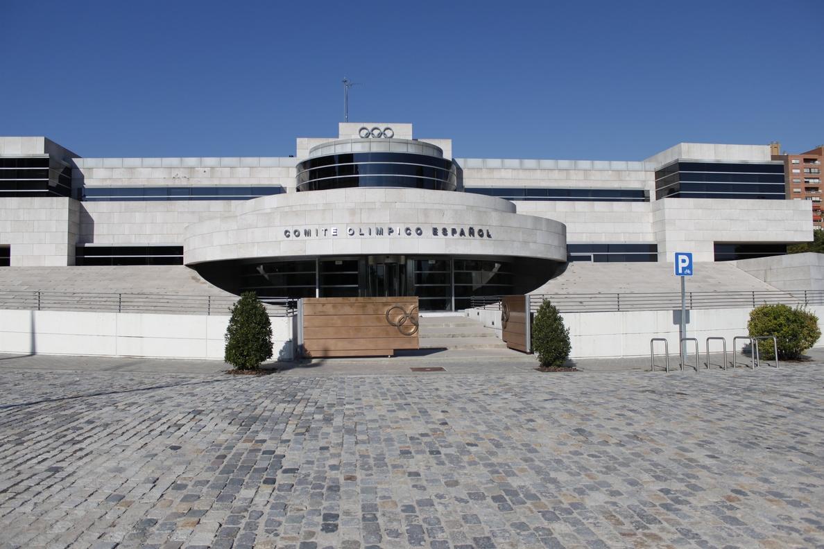 El COE expresa sus condolencias a Francia por la muerte de Muffat y Vastine