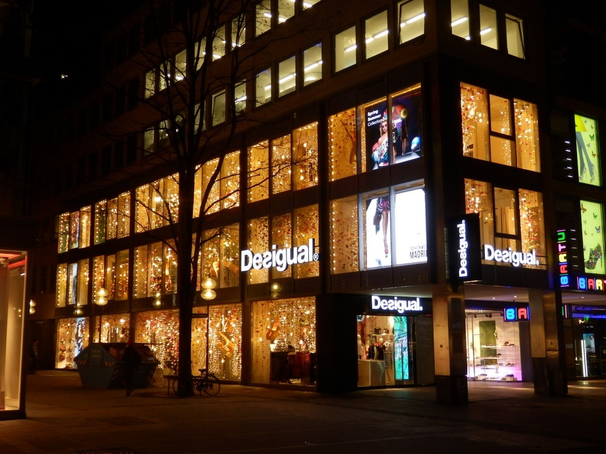 Desigual crece en Alemania con una »flagship» en Múnich
