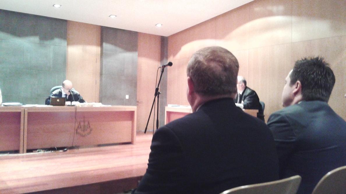 Expresidente de la patronal asturiana, condenado año y medio de prisión