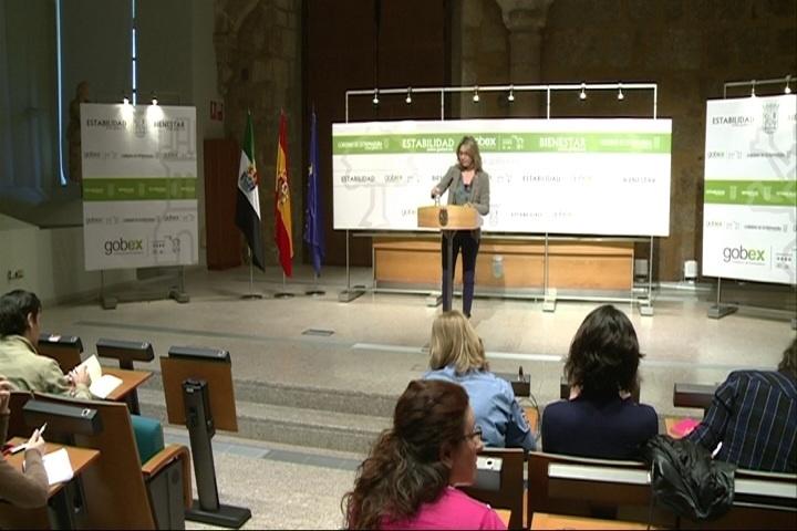 El Gobierno de Extremadura, satisfecho por la «opinión mayoritaria» de que gobierne la lista más votada