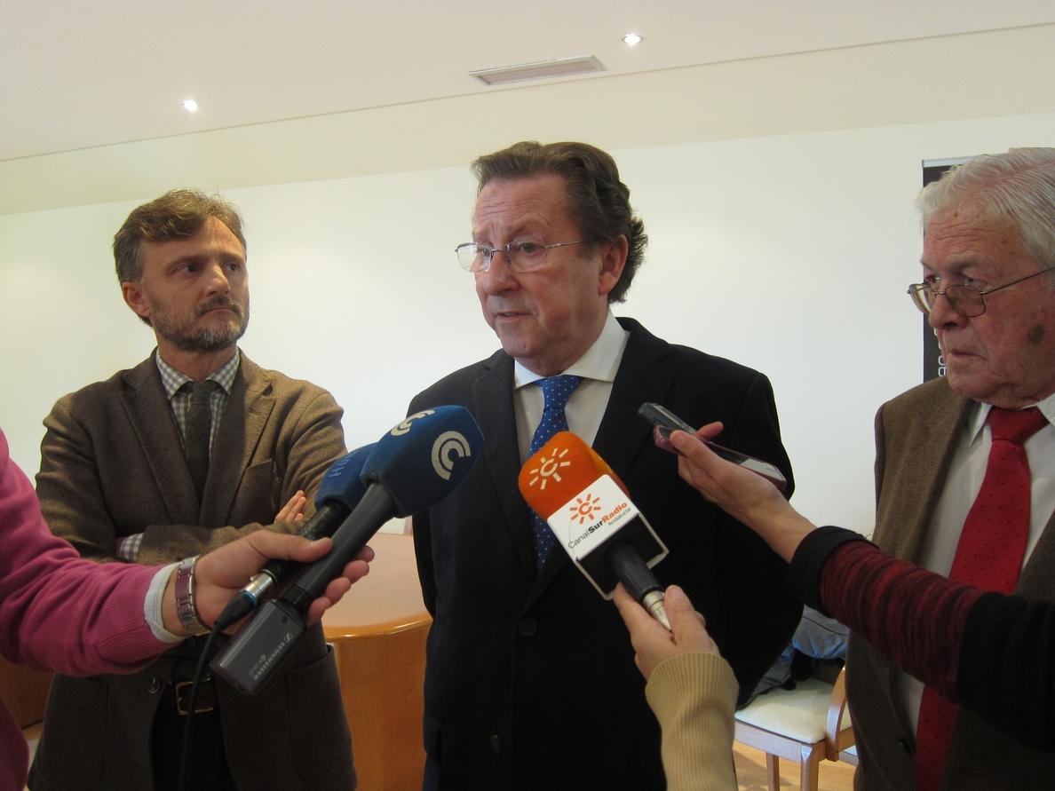 De Llera critica la «falta de jueces y fiscales» y recrimina al Gobierno su «insensibilidad» en materia judicial