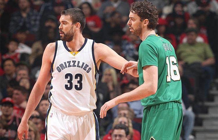 Marc se lleva el duelo entre hermanos ante unos Bulls diezmados