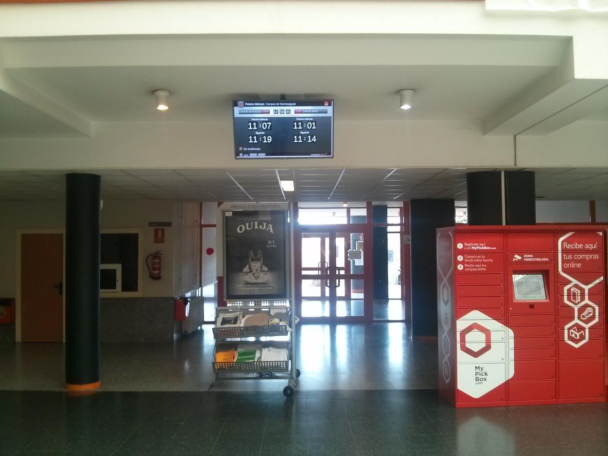 Metro Ligero Oeste apuesta por la movilidad sostenible entre la comunidad universitaria