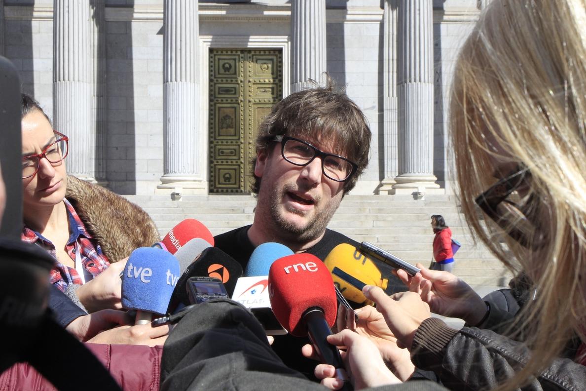 Miguel Urbán: «Las detenciones de Moratalaz son la forma en que Cifuentes y el PP entienden la democracia»