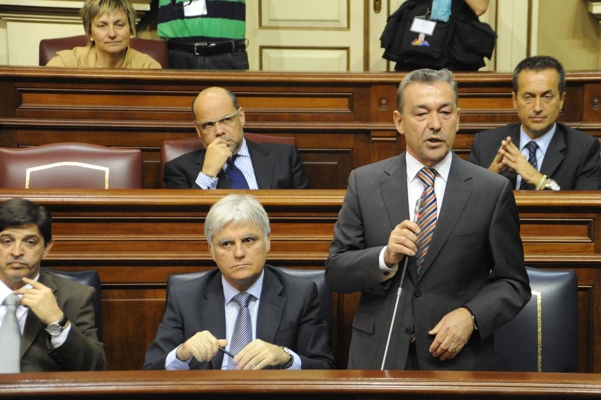 El Parlamento canario examina la gestión de Rivero en el último Debate sobre el estado de la Nacionalidad