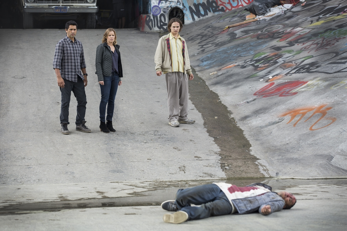 El spin off de The Walking Dead se verá en AMC España