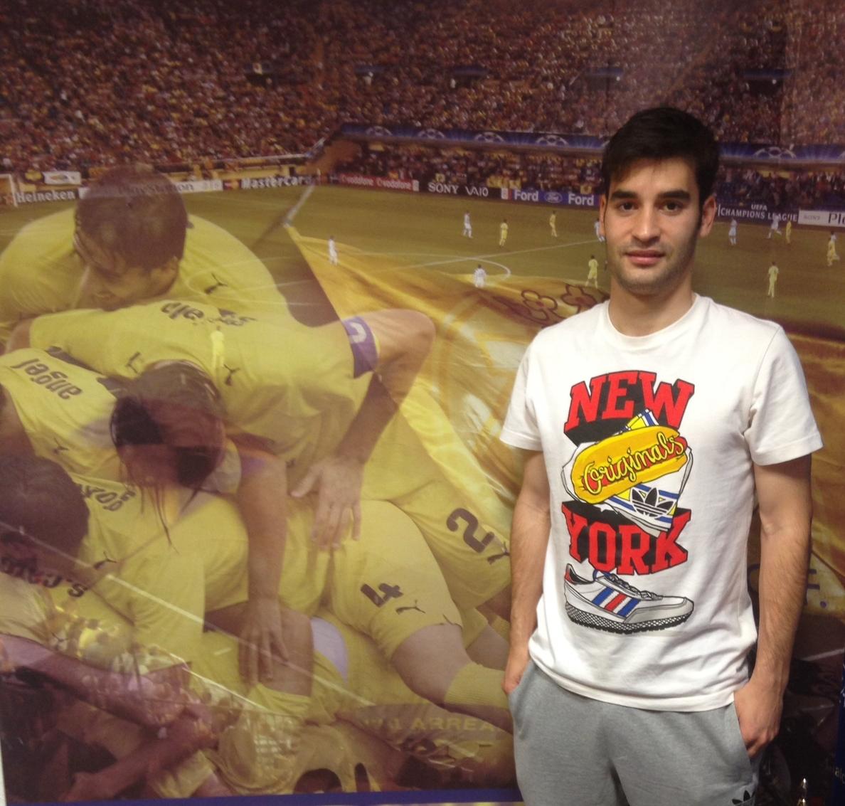 Trigueros: «Lo importante es que el Sevilla no marque en nuestro campo»