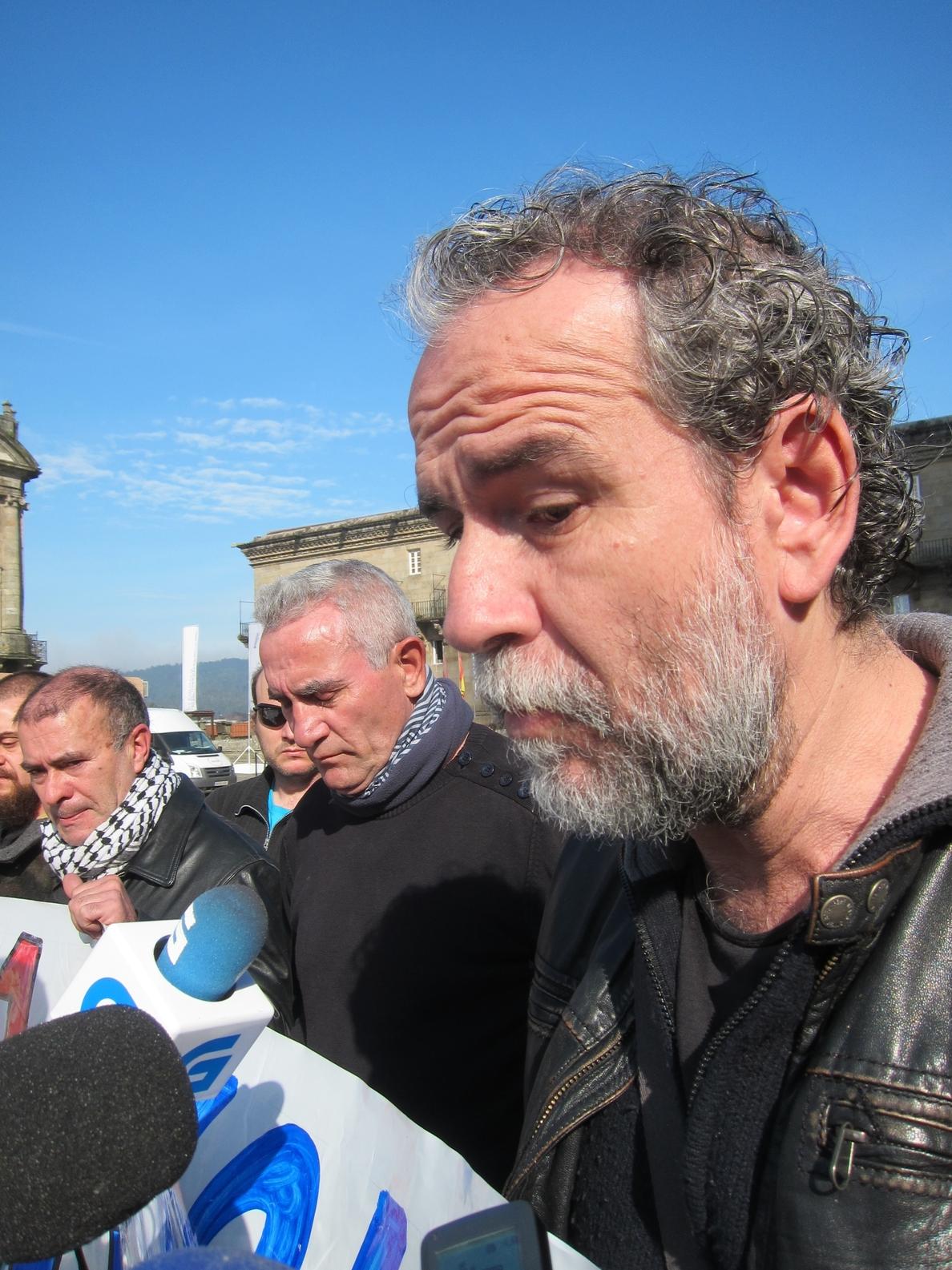 Willy Toledo apuesta por «la izquierda real» para las citas electorales, «sea quien sea y lleve las siglas que lleve»