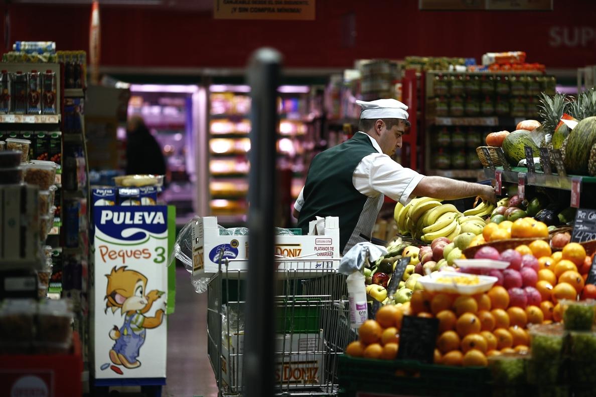 El comercio minorista aumenta en Extremadura sus ventas un 1 por ciento en enero y la ocupación sube un 1,2 por ciento