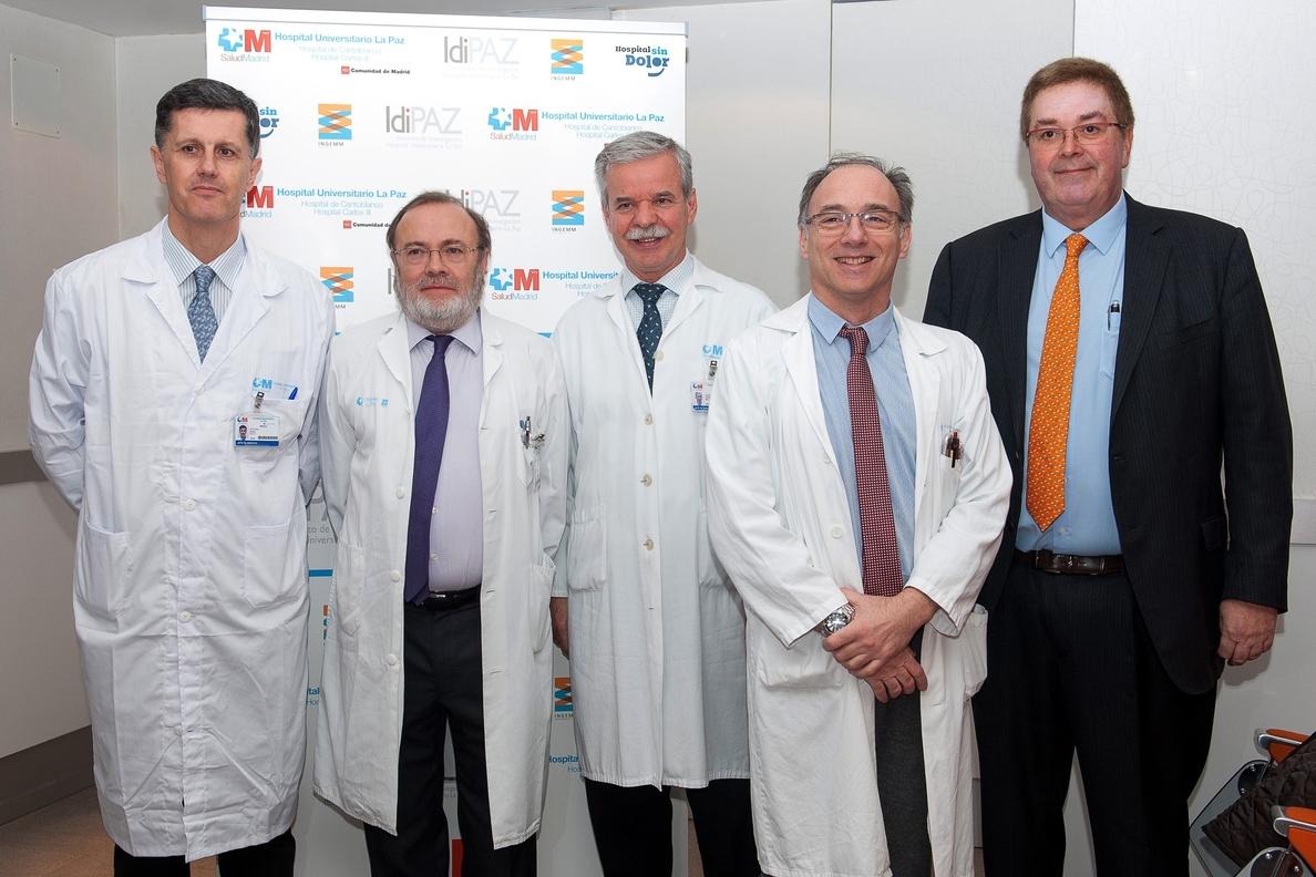 Siemens acuerda con el Hospital La Paz-IdiPaz incorporar las nuevas técnicas y prototipos al ámbito sanitario