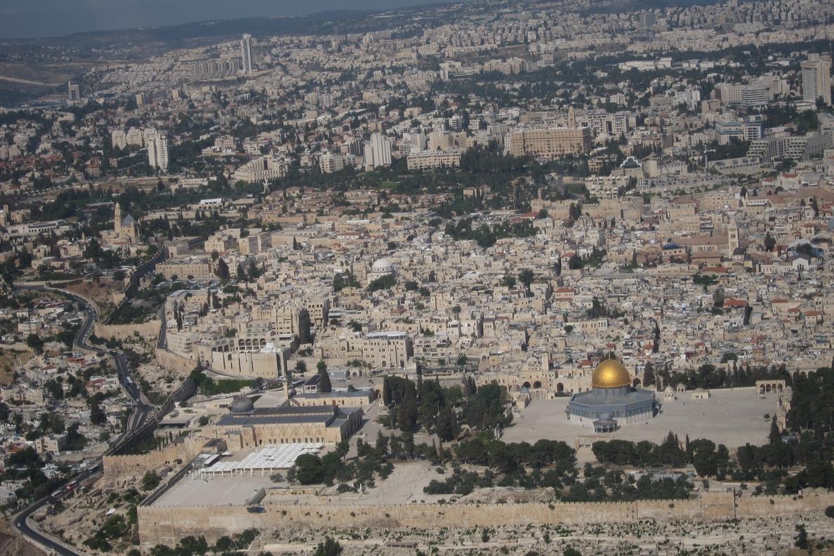 Israel retira nombre de un palestino del muro dedicado a víctimas de atentados