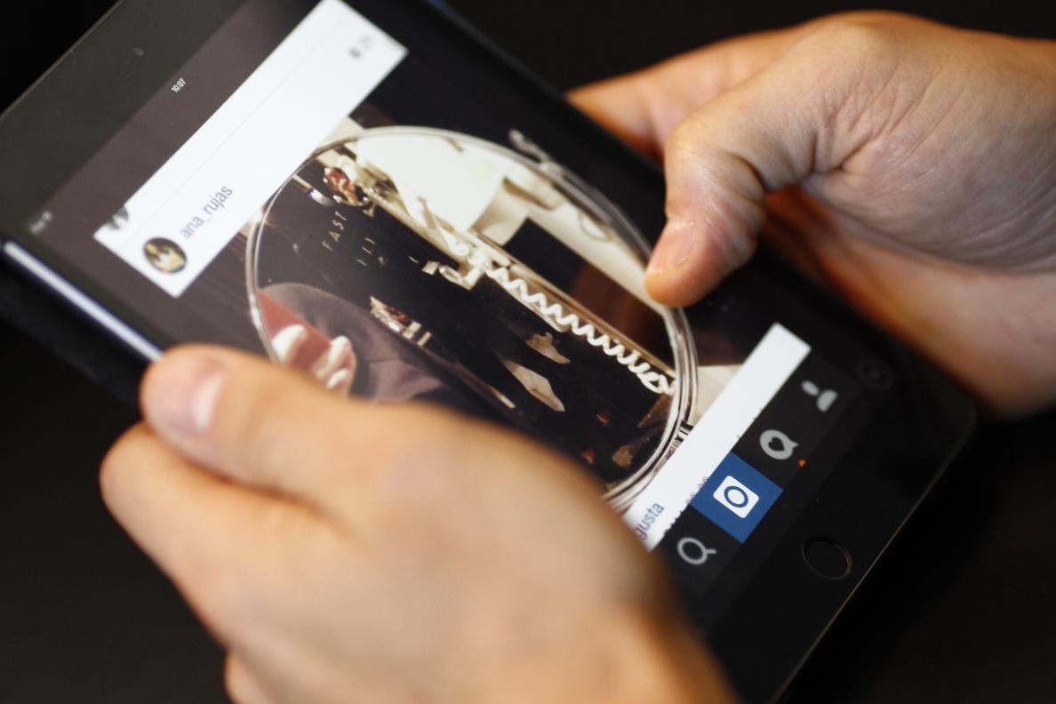 La generación »móvil» en España realiza casi la tercera parte de su trabajo con tabletas o smartphones