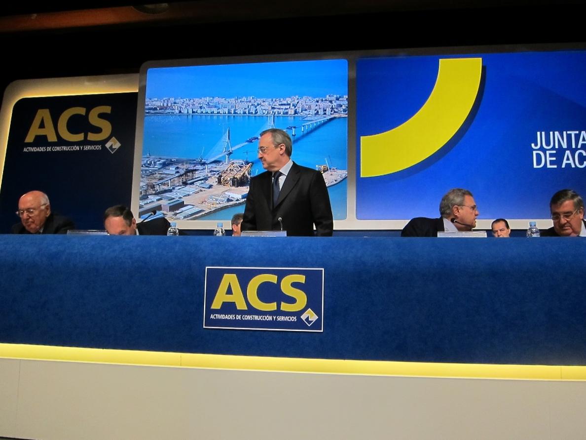 ACS liquida los contratos de derivados con los que tenía indirectamente un 2,5% de Iberdrola