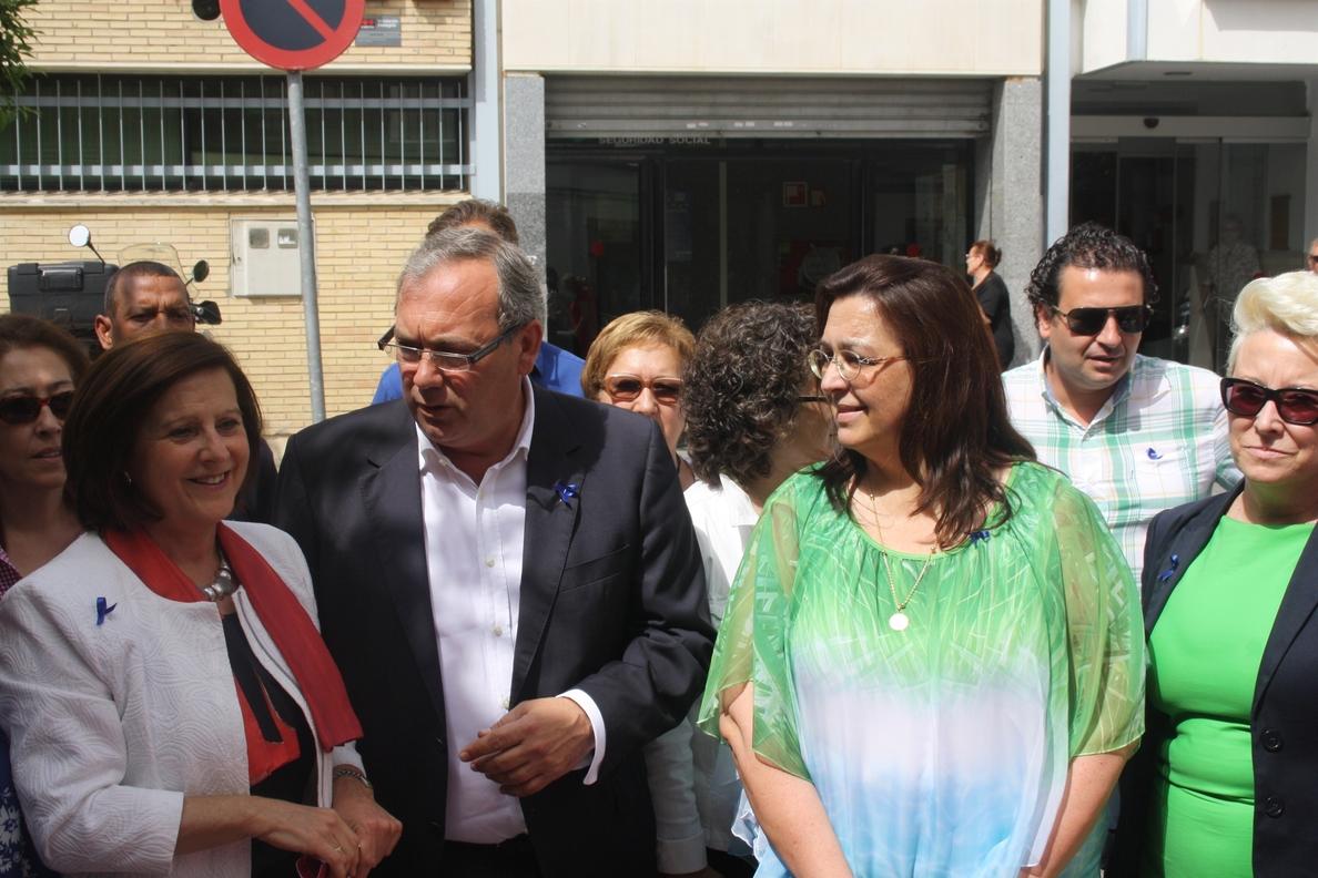 La Junta promete presupuestar la ampliación del centro de salud de San Juan, según el alcalde