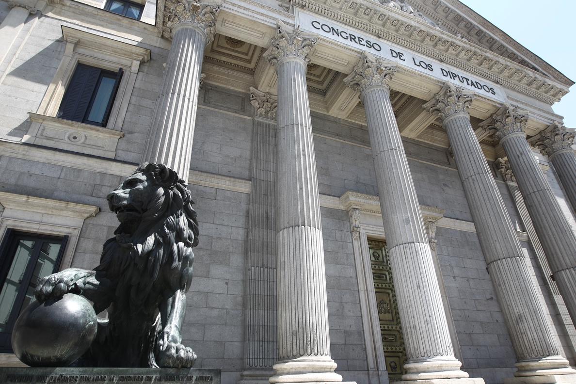 CiU, IU-ICV, PNV y ERC reclaman mañana en el Congreso la devolución al Gobierno de la Ley de Voluntariado