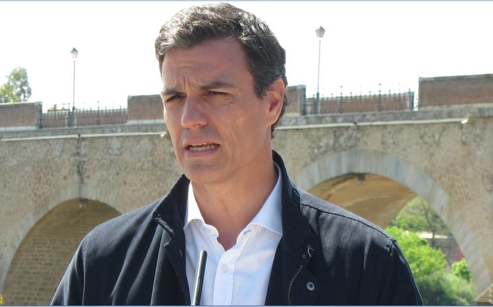 Pedro Sánchez se estrena este miércoles en la campaña en Andalucía con actos en Granada y Jaén