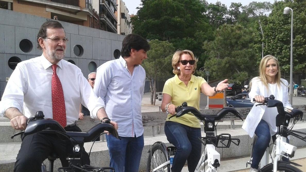 Aguirre asocia el uso urbano de la bici al desarrollo económico y dice que una «ciudad que pedalea es más amable»