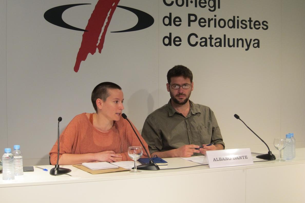 Albano Dante Fachín aspira a liderar Podemos el 27S para que CiU «deje de marcar el paso»
