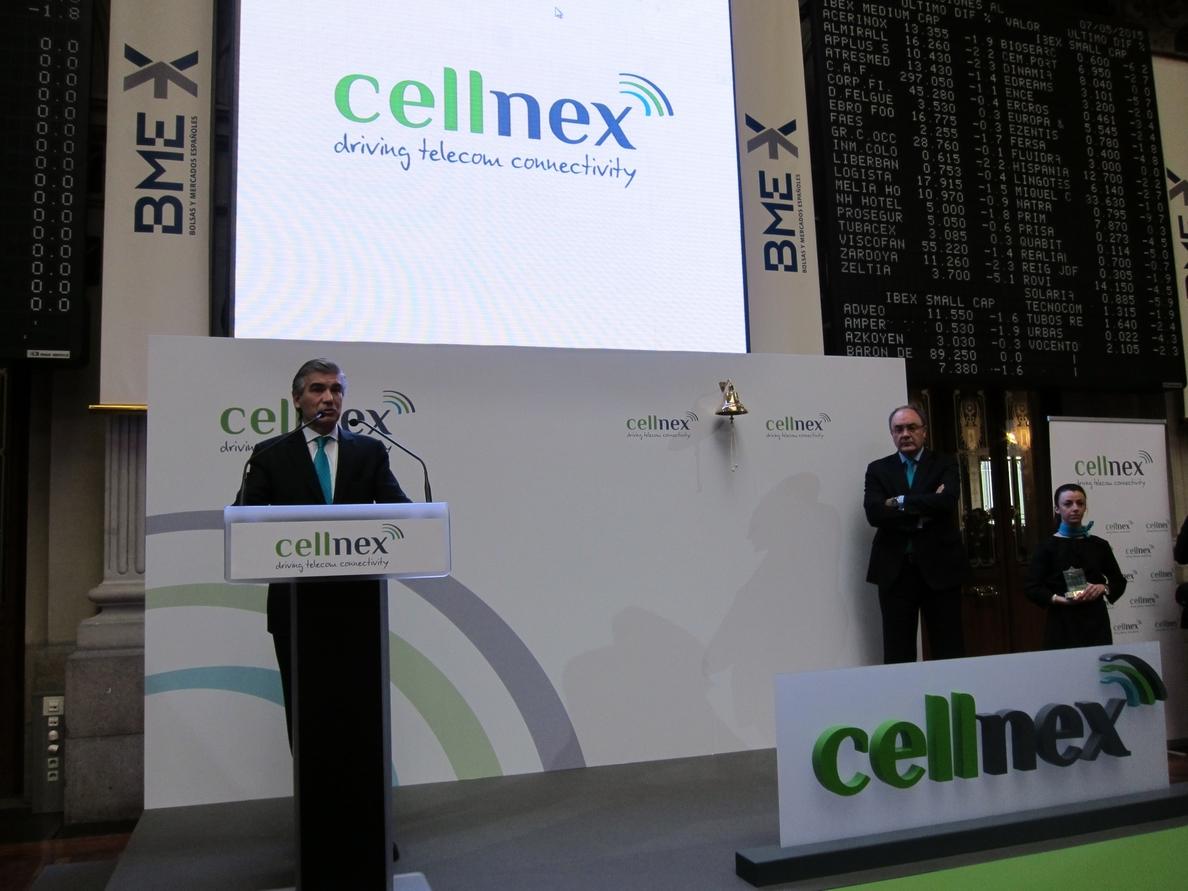 BlackRock, segundo máximo accionista de Cellnex al tomar un 6,21%