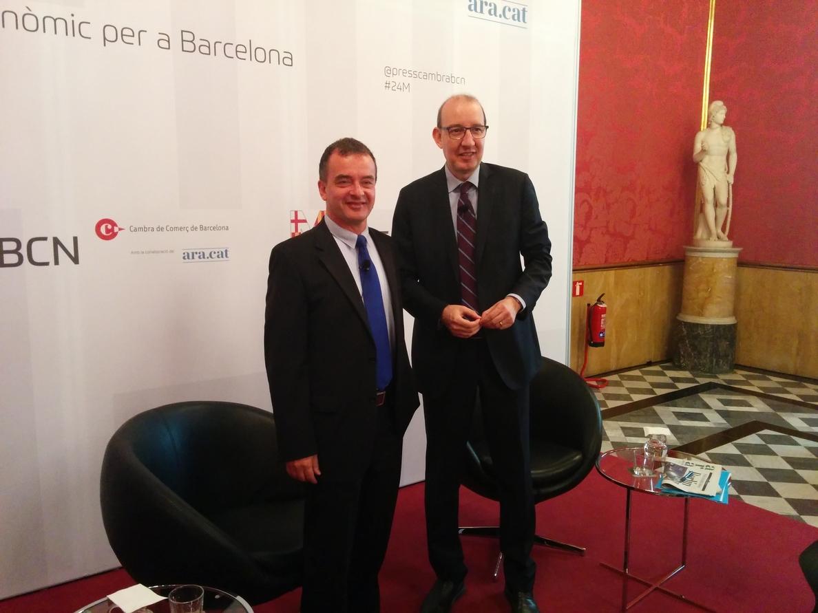Bosch (ERC) quiere una moratoria de pisos turísticos en Barcelona y evitar especulación