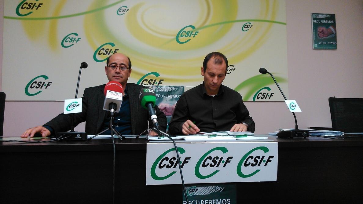 CSIF considera que el plan de Hacienda contra la temporalidad en las AA.PP. es «insuficiente»