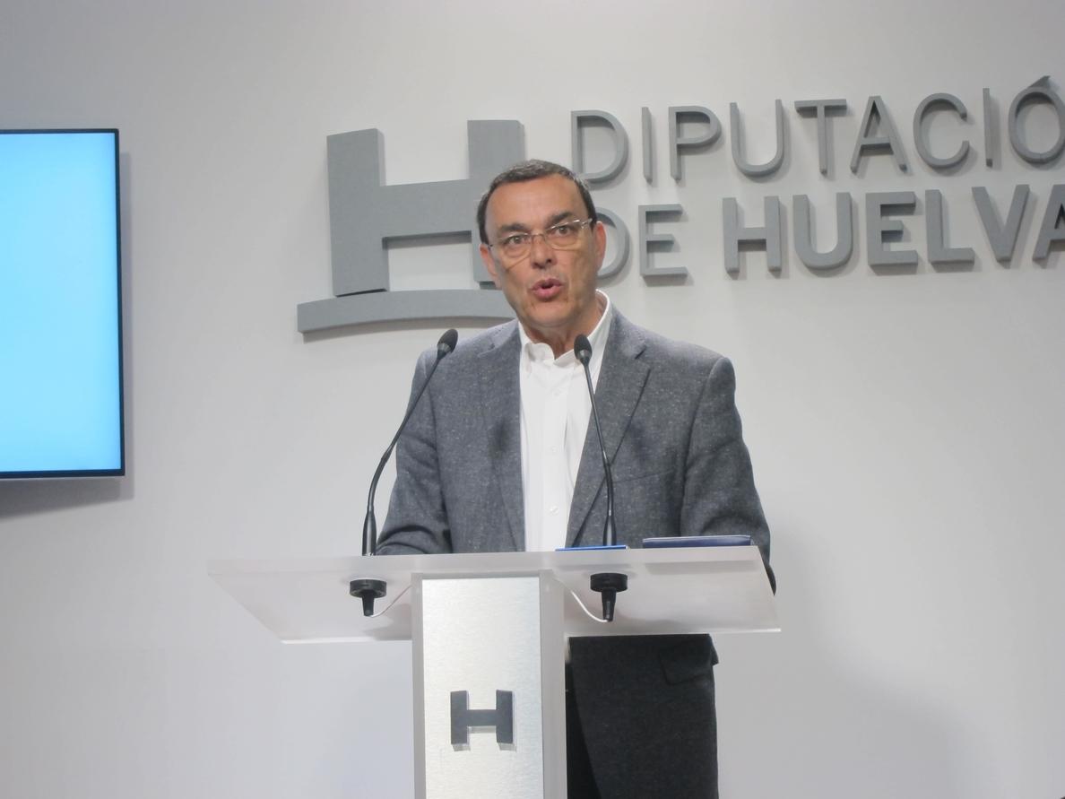 Caraballo ve «un error» los insultos del militante del PSOE y destaca que fueron ajenos a la Diputación