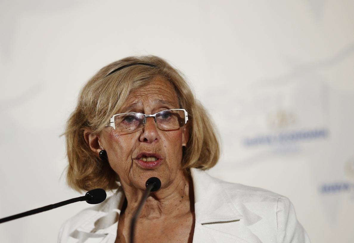 Carmena (Ahora Madrid): «No sé si fue una buena decisión constitucional la estructura de Madrid como autonomía»