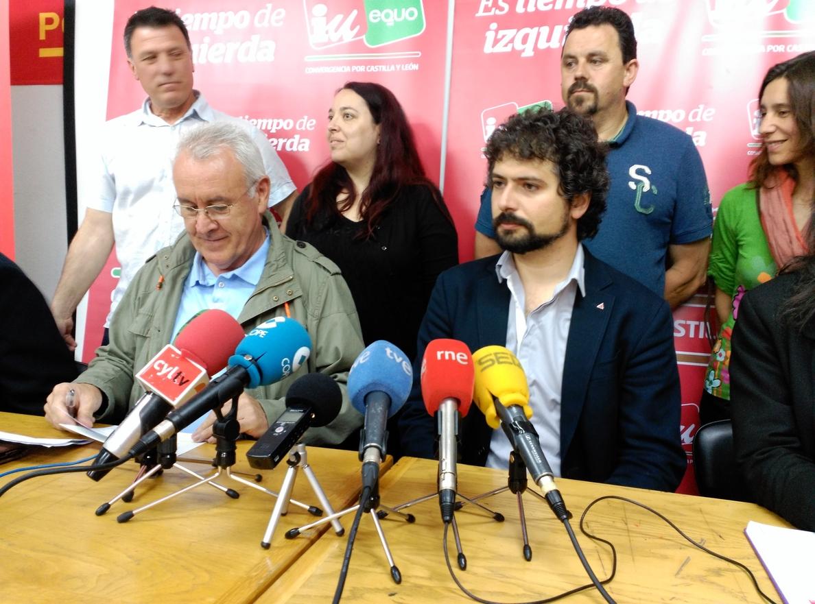 Cayo Lara cree que la nacionalización de las minas del carbón es «una necesidad vital»