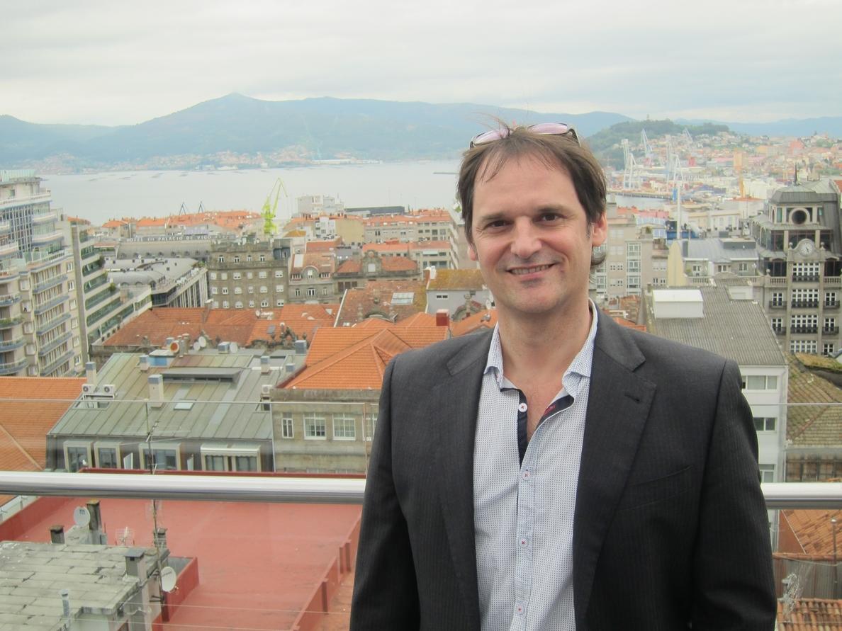 Ciudadanos comunica la renuncia de Jorge Portela como candidato en Vigo, que será relevado por Josefa Casado