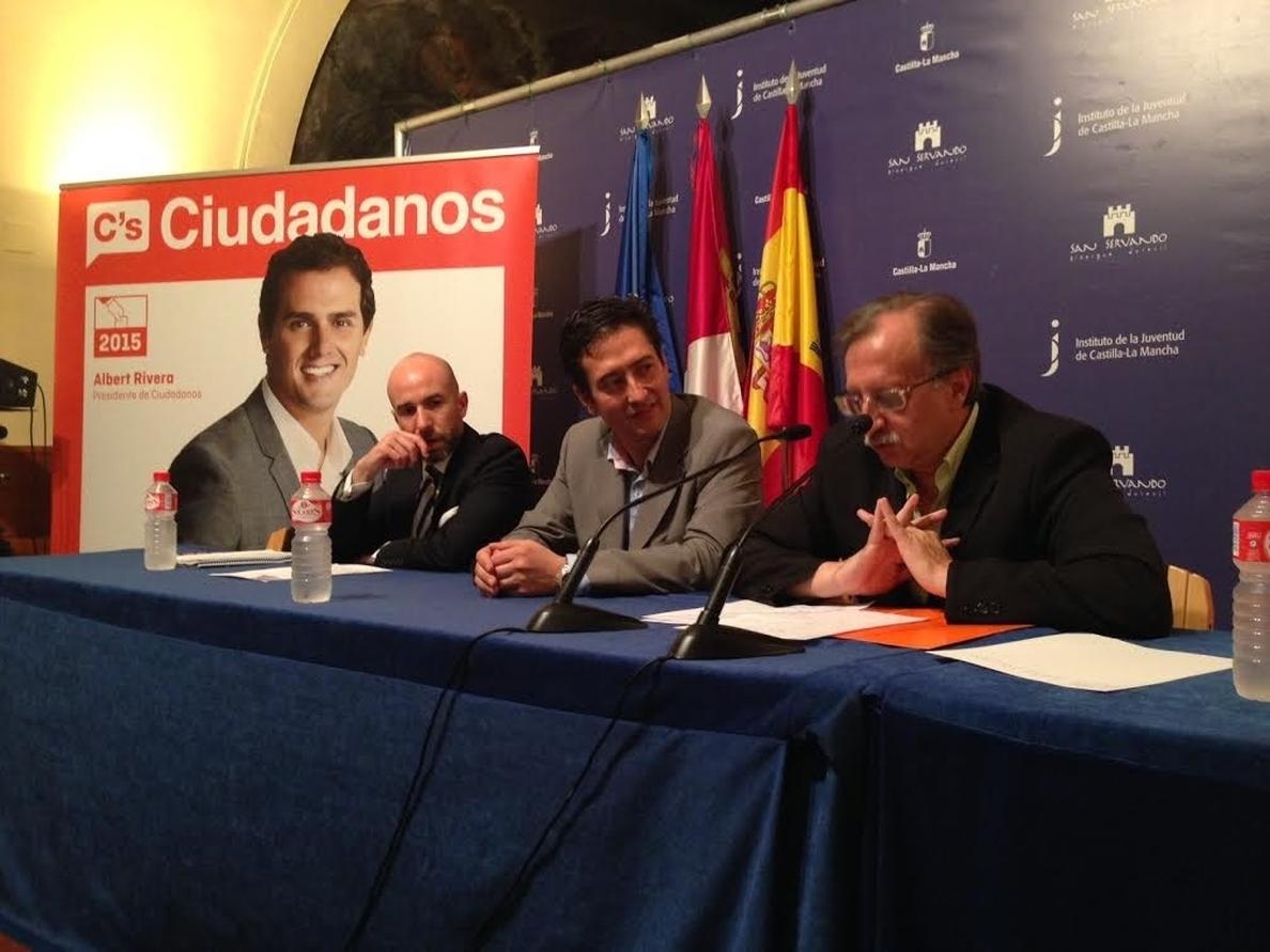 Ciudadanos quiere una ley de transparencia y reducir el gasto en publicidad institucional